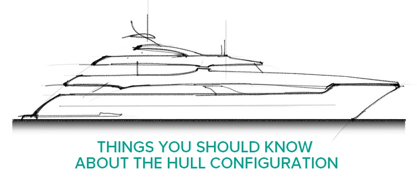THINGS YOU SHOULD KNOW ABOUT THE HULL CONFIGURATION