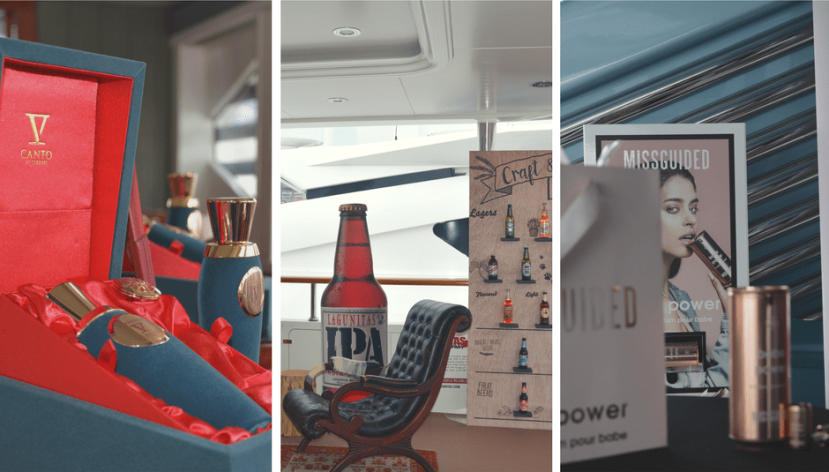 AMAZING MERCHANDISING ABOARD YACHTS: WHICH DO YOU PREFER